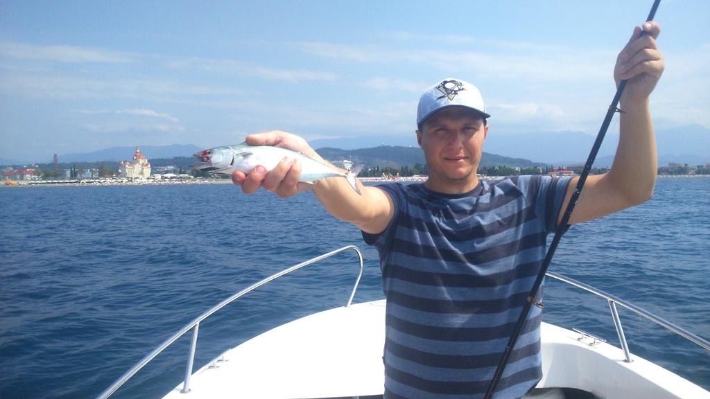 рыбалка сочи
