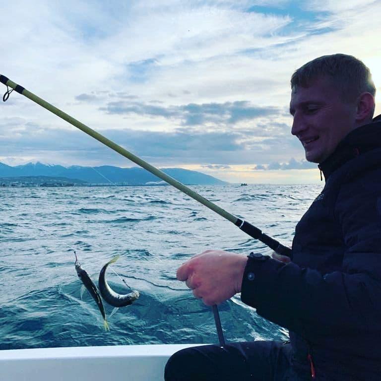 Зимняя рыбалка в Сочи