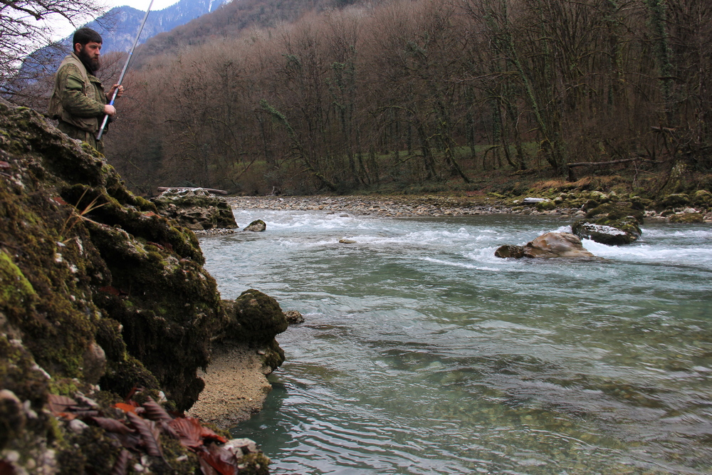 Рыболовные туры в Абхазию.